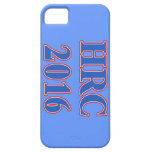 HRC Hillary Rodham Clinton 2016 iPhone 5 Cover