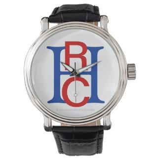 HRC, Hillary Rodham Clinton 45th President, USA Wristwatch