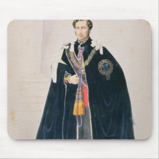 HRH Albert Edward, Prince of Wales Mouse Pad