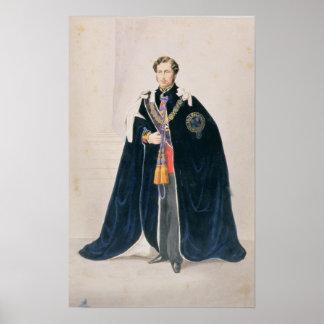 HRH Albert Edward, Príncipe de Gales Póster