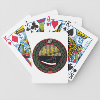 HRH Deck Bicycle Playing Cards