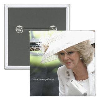 HRH Duchess of Cornwall Pin