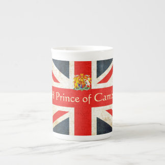 HRH Duke of Cambridge Bone China Gift Mug