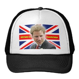 HRH Duke of Cambridge - Stunning! Mesh Hats