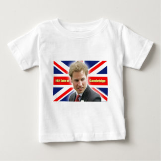 HRH Duke of Cambridge - Stunning! Infant T-shirt