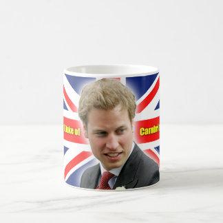 HRH Duke of Cambridge - Stunning! Mug