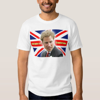 HRH Duke of Cambridge - Stunning! T-shirt