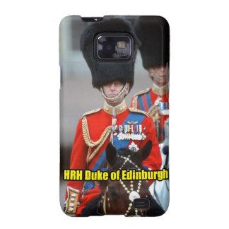 HRH Duke of Edinburgh Samsung Galaxy SII Cover