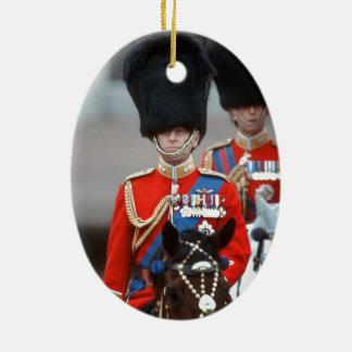 HRH Duke of Edinburgh Ceramic Ornament