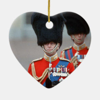 HRH Duke of Edinburgh Ceramic Ornament
