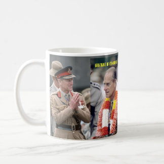 HRH Duke of Edinburgh Coffee Mug