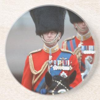 HRH Duke of Edinburgh Drink Coaster