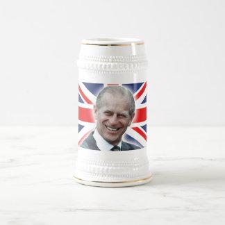 HRH Duke of Edinburgh - Great! Beer Stein