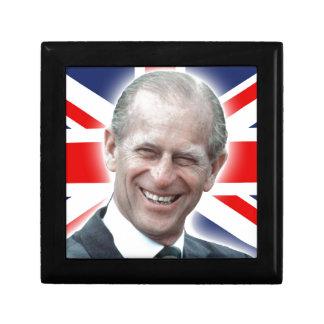 HRH Duke of Edinburgh - Great! Keepsake Box