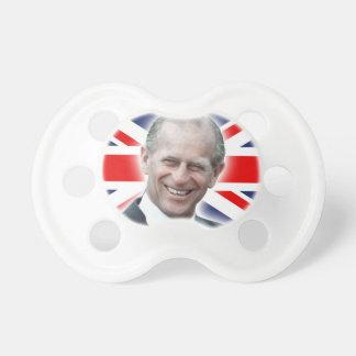 HRH Duke of Edinburgh - Great Pacifiers