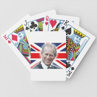 HRH Duke of Edinburgh - Great! Playing Cards