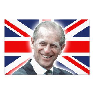HRH Duke of Edinburgh - Great! Custom Stationery