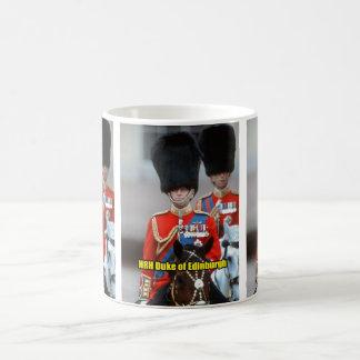 HRH Duke of Edinburgh Coffee Mug