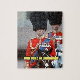 HRH Duke of Edinburgh Puzzles