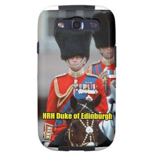 HRH Duke of Edinburgh Samsung Galaxy S3 Cover