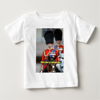 HRH Duke of Edinburgh T Shirt