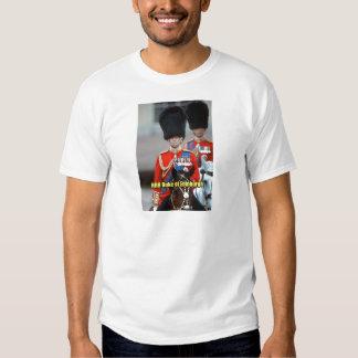 HRH Duke of Edinburgh Tee Shirt