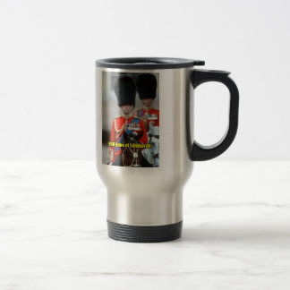 HRH Duke of Edinburgh Travel Mug