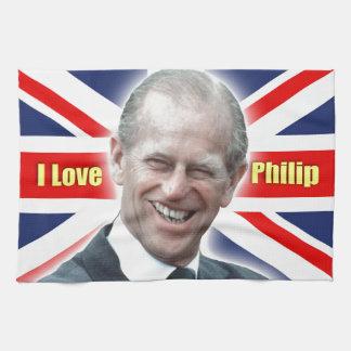 HRH Duke of Einburgh - I love Philip Towel