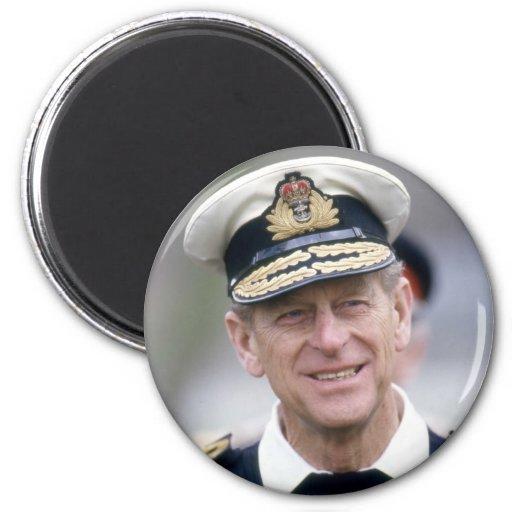 HRH el príncipe Philip, duque de Edimburgo Iman Para Frigorífico