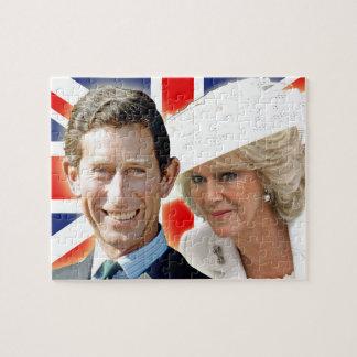 HRH Prince Charles & HRH Duchess of Cornwall Puzzle