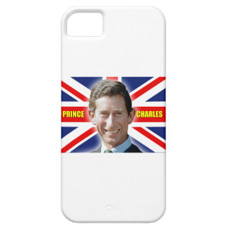 HRH Prince of Wales iPhone SE/5/5s Case