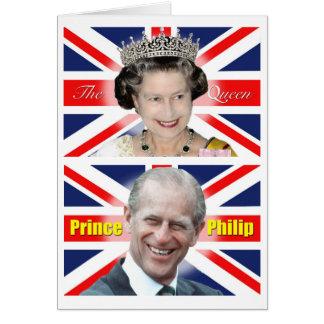 HRH Prince Philip Card