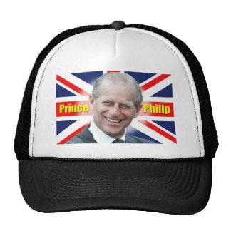HRH Prince Philip Trucker Hat