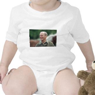 HRH Prince Philip laughing Shirt