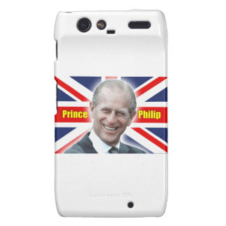 HRH Prince Philip - Super! Droid RAZR Covers