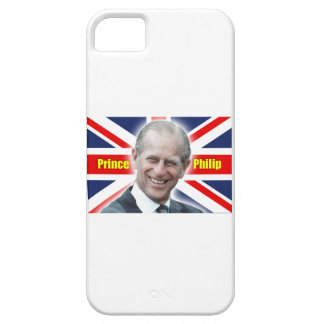 HRH Prince Philip - Super! iPhone 5/5S Cover