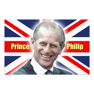 HRH Prince Philip - Super! Stationery