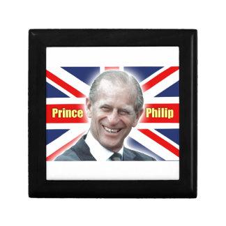 HRH Prince Philip - Super! Trinket Boxes