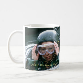 HRH Princess Anne Warminster Coffee Mug