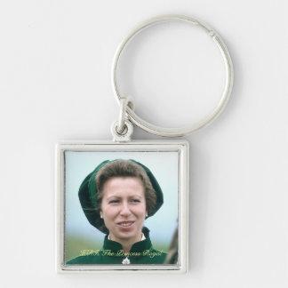 HRH Princess Anne Warminster Keychain