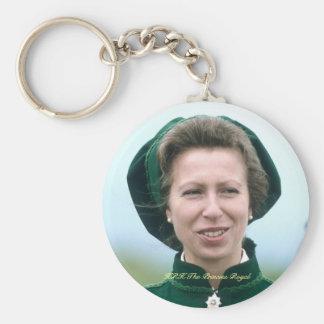 HRH Princess Anne Warminster Keychains