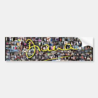 HRH Princess Diana - All the photos! Car Bumper Sticker