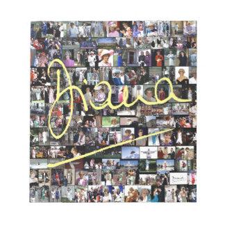 HRH Princess Diana - All the photos! Memo Notepads