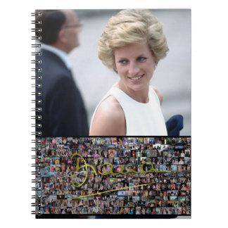 HRH Princess Diana - All the photos! Notebook