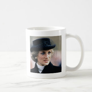 HRH Princess Diana Collection Coffee Mug