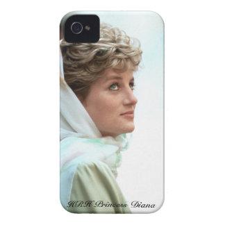 HRH Princess Diana Egypt 1992 Case-Mate iPhone 4 Case