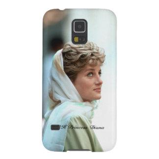 HRH Princess Diana Egypt 1992 Galaxy S5 Cases