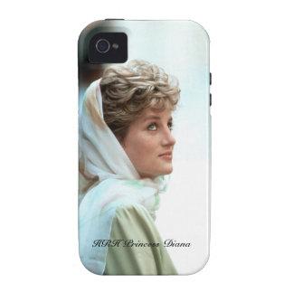 HRH Princess Diana Egypt 1992 iPhone 4 Cover