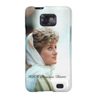 HRH Princess Diana Egypt 1992 Galaxy SII Cases