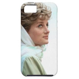 HRH Princess Diana Egypt 1992 iPhone SE/5/5s Case